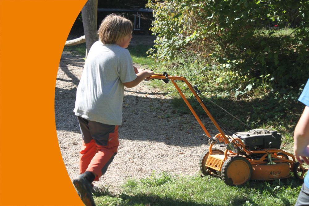 Wochenende in Bilder - Haus-Hof-Gartentag an der FAS