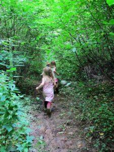 Waldtag im Kindergarten